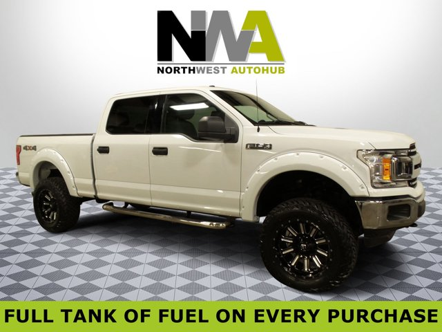 Used 2018 Ford F-150 in Mount Vernon, WA