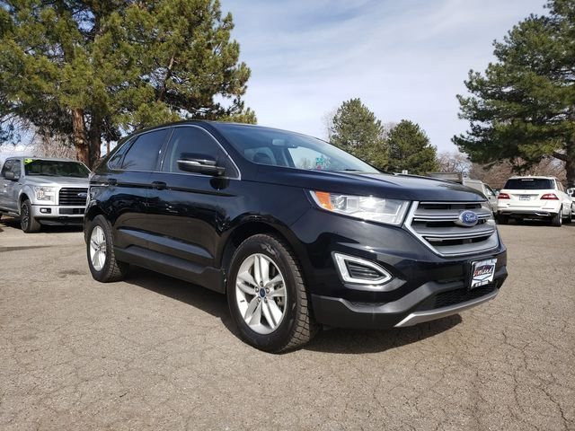 Used 2017 Ford Edge in Fort Collins, CO