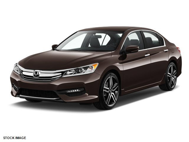 New 2017 Honda Accord Sedan Sport SE CVT