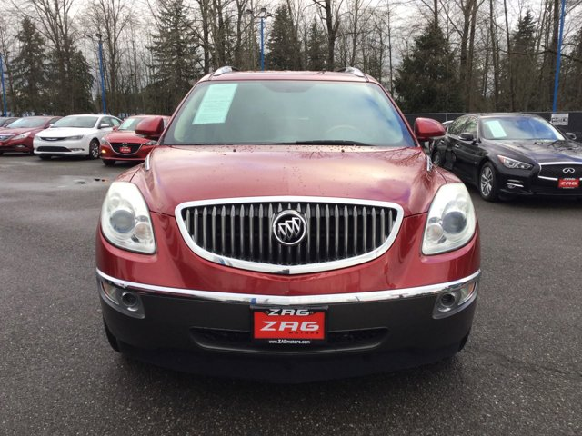 Used 2012 Buick Enclave FWD 4dr Convenience