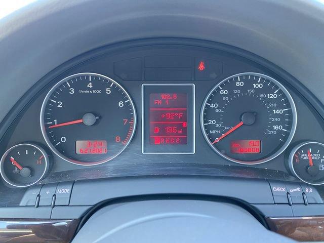 2008 Audi A4 4dr Sdn Auto 3.2L quattro