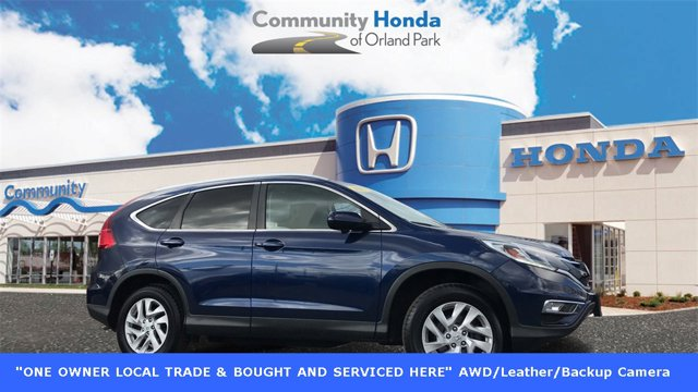 Used 2015 Honda CR-V in Orland Park, IL