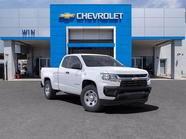 2021 Chevrolet Colorado 2WD Work Truck 2WD Ext Cab 128″ Work Truck Gas I4 2.5L/ [5]