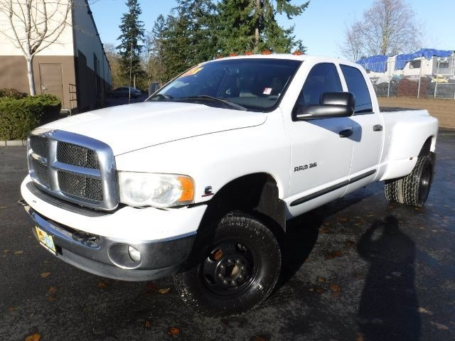Used 2005 Dodge Ram 3500 SLT Quad Cab Long Bed 4WD DRW