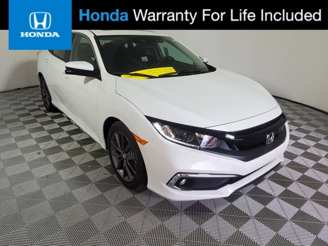 New 2020 Honda Civic Sedan in , LA