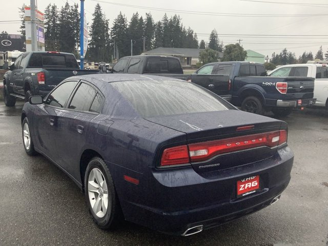 Used 2013 Dodge Charger 4dr Sdn SE RWD