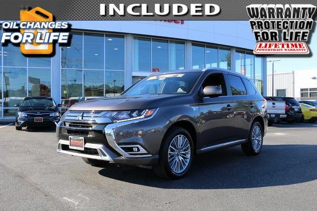 New 2020 Mitsubishi Outlander PHEV in Sumner, WA