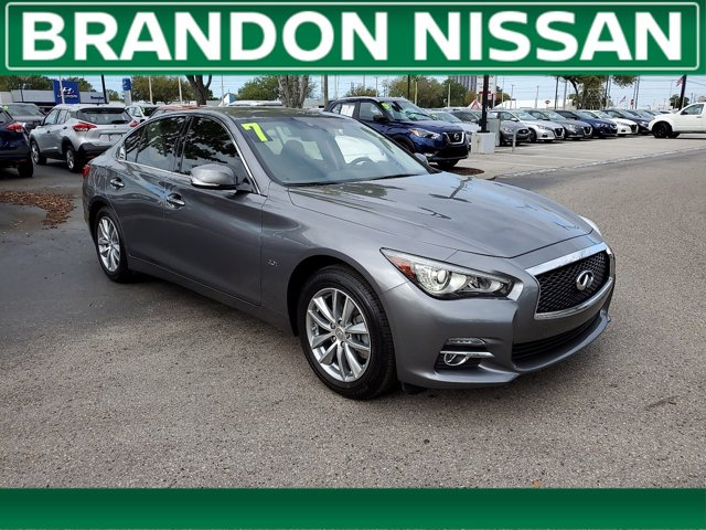 Used 2017 INFINITI Q50 in Tampa, FL