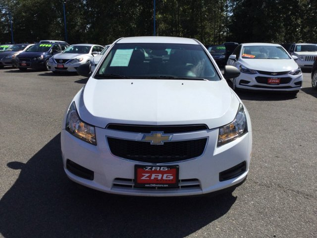 Used 2011 Chevrolet Cruze 4dr Sdn  LT