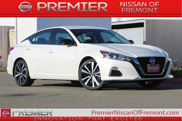 New 2020 Nissan Altima in FREMONT, CA