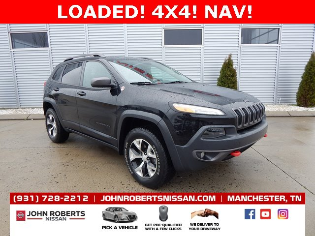 Used 2018 Jeep Cherokee in Manchester, TN
