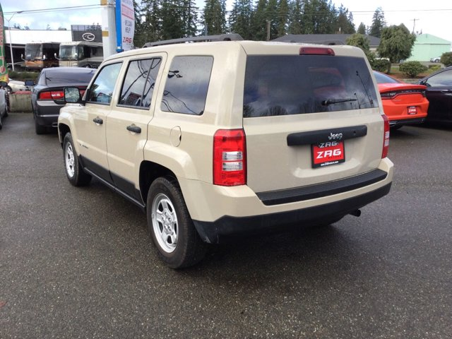 Used 2016 Jeep Patriot FWD 4dr Sport