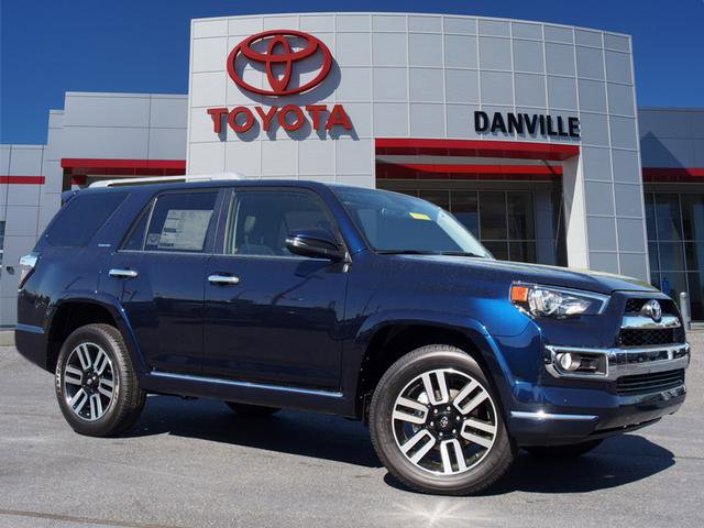 New 2019 Toyota 4Runner in Danville, VA