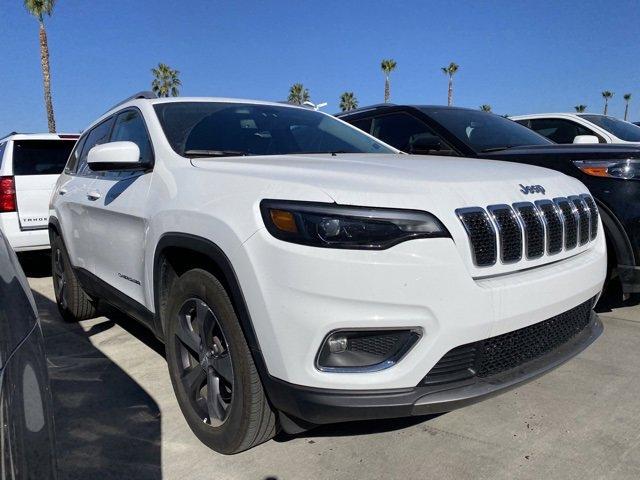 2020 Jeep Cherokee Limited Limited 4x4 Regular Unleaded V-6 3.2 L/198 [8]