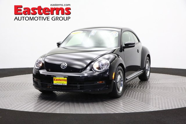 2016 Volkswagen Beetle Coupe S Hatchback