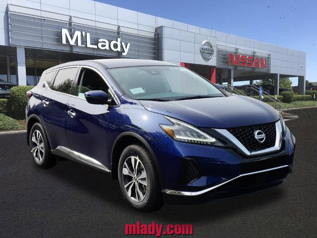 2020 Nissan Murano S FWD FWD S Regular Unleaded V-6 3.5 L/213 [10]