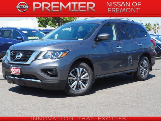 New 2019 Nissan Pathfinder in FREMONT, CA