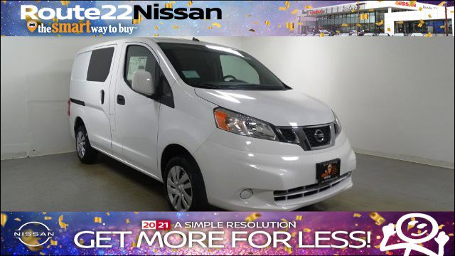 2020 Nissan NV200 Compact Cargo SV I4 SV Regular Unleaded I-4 2.0 L/122 [0]