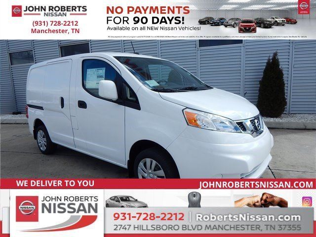 New 2020 Nissan NV200 Compact Cargo in Manchester, TN