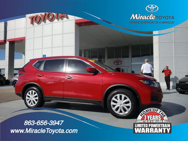 Used 2017 Nissan Rogue in Haines City, FL