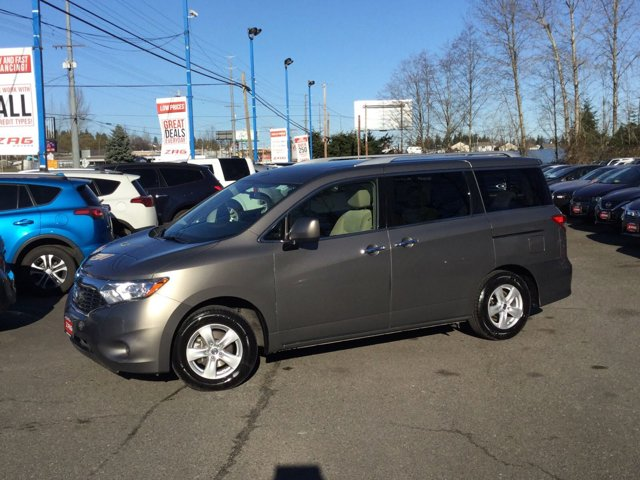 Used 2017 Nissan Quest SV CVT