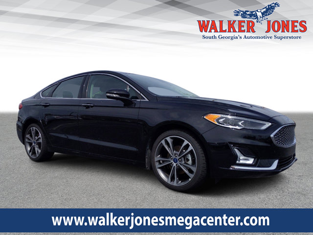 Used 2019 Ford Fusion in Waycross, GA