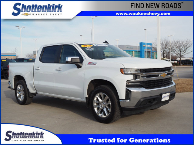 Used 2019 Chevrolet Silverado 1500 in , TX