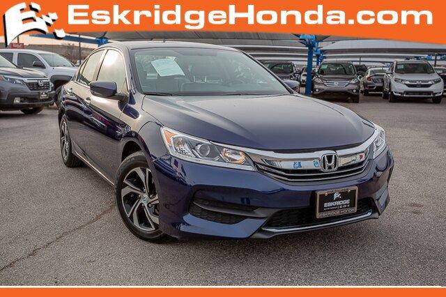 Used 2017 Honda Accord Sedan in Oklahoma City, OK