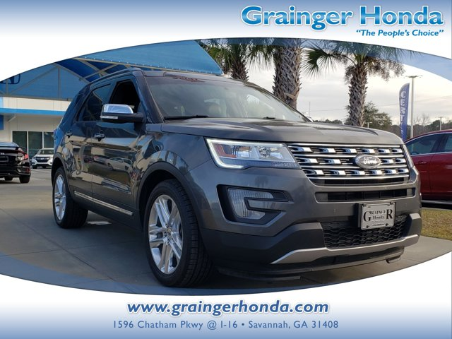 Used 2017 Ford Explorer in Savannah, GA