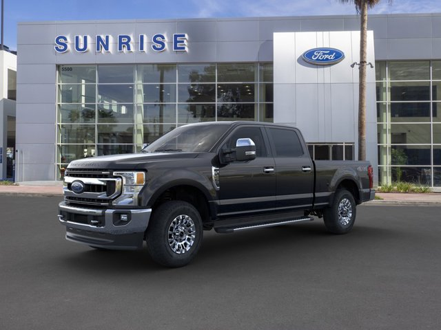 2020 Ford Super Duty F-250 SRW XLT XLT 4WD Crew Cab 6.75′ Box Regular Unleaded V-8 6.2 L/379 [4]