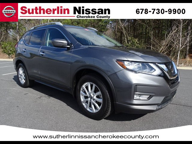Used 2018 Nissan Rogue in Holly Springs, GA