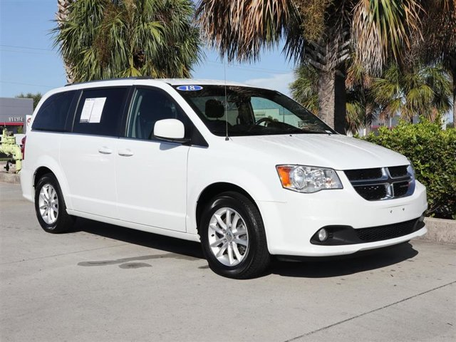 Used 2018 Dodge Grand Caravan in Venice, FL