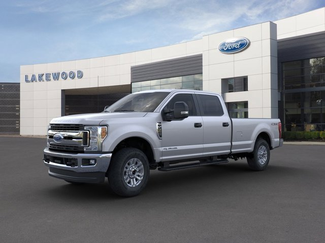 New 2019 Ford Super Duty F-350 SRW in Tacoma, WA