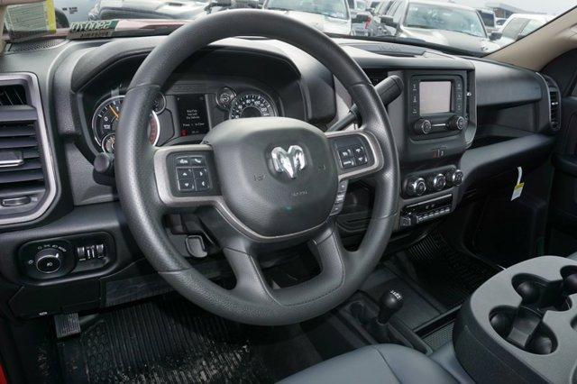 New 2019 Ram 5500 Chassis Cab Tradesman 4x4 Crew Cab 84 CA 197.4 WB