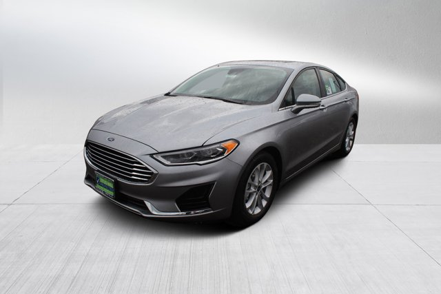 New 2020 Ford Fusion Hybrid in Tacoma, WA