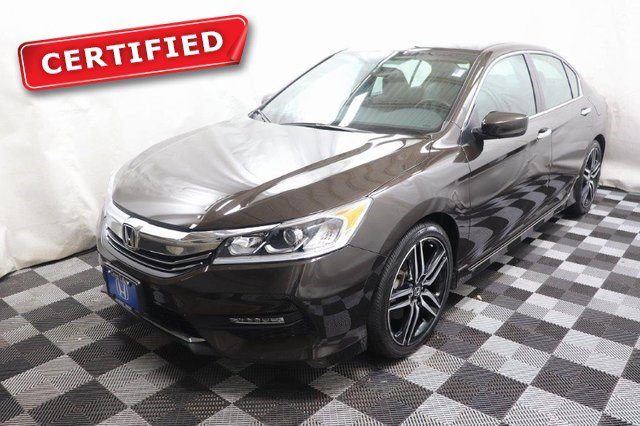 Used 2017 Honda Accord Sedan in Akron, OH