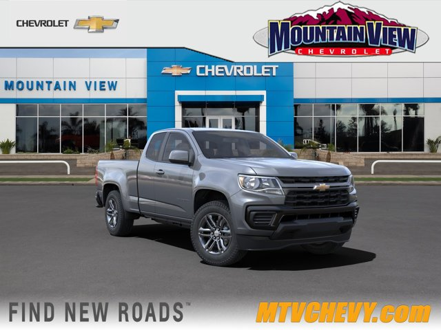 2021 Chevrolet Colorado 2WD Work Truck 2WD Ext Cab 128″ Work Truck Gas I4 2.5L/ [1]
