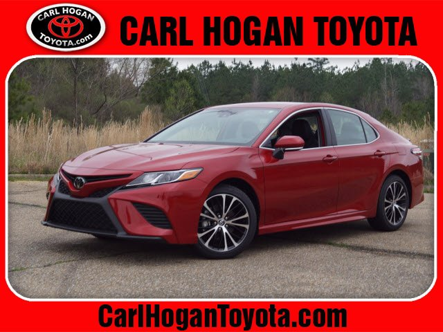 New 2020 Toyota Camry in Columbus, MS