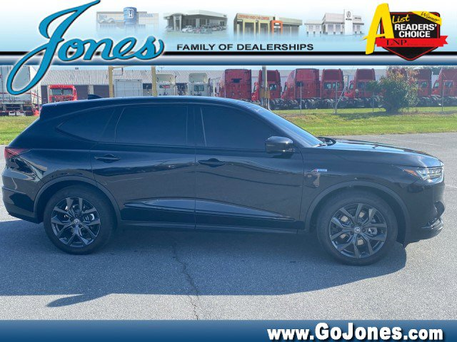 Used 2022 Acura MDX SH-AWD w-A-Spec Package