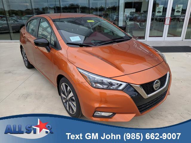 New 2020 Nissan Versa in Denham Springs , LA