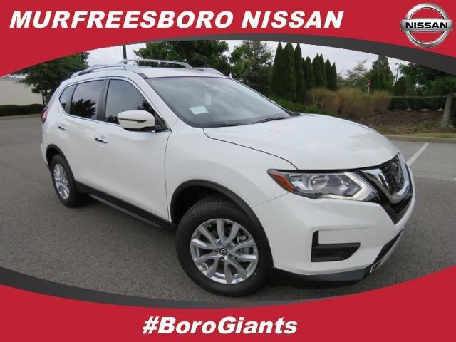 New 2020 Nissan Rogue in Murfreesboro, TN
