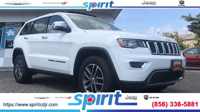 Used 2017 Jeep Grand Cherokee in Swedesboro, NJ