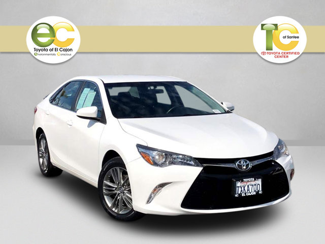 Used 2017 Toyota Camry in Santee, CA