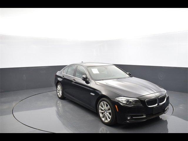 Used 2016 BMW 5 Series in Tulsa, OK