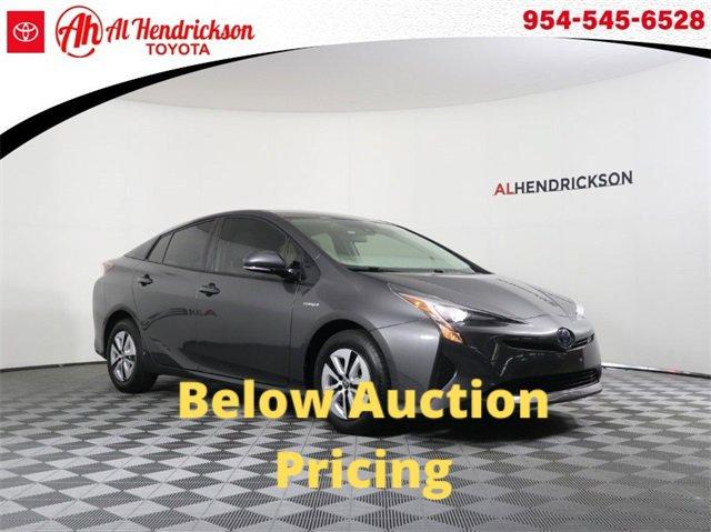 Used 2017 Toyota Prius in Coconut Creek, FL