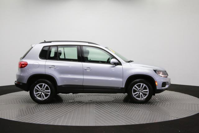 2017 Volkswagen Tiguan for sale 122838 38