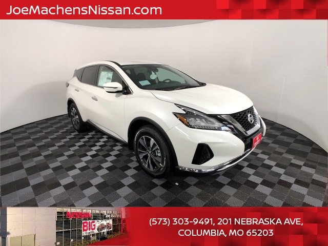 New 2020 Nissan Murano in Columbia, MO