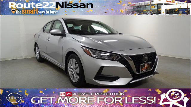 2021 Nissan Sentra S S CVT Regular Unleaded I-4 2.0 L/122 [22]
