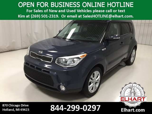 Used 2016 KIA Soul in Holland, MI
