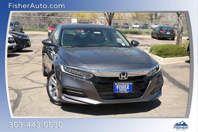 New 2019 Honda Accord Sedan in Grand Junction, CO